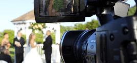 Filmagem para bodas