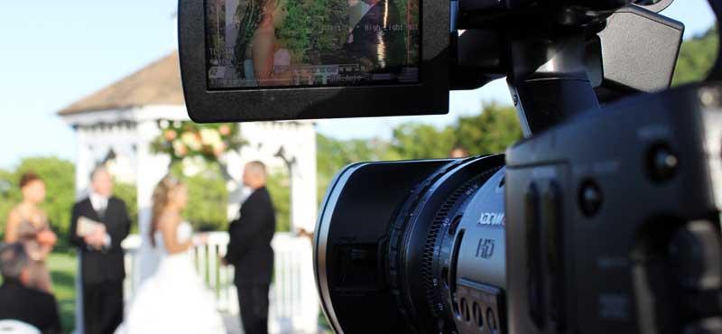 Vídeos para bodas en Barcelona