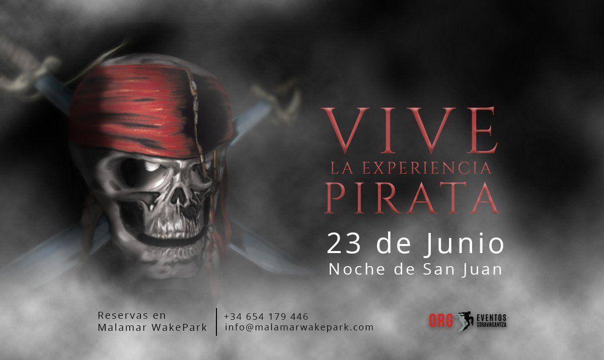 Piratas Pirata Experience Vive la experiencia Pirata