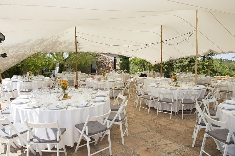 1. Las mejores carpas para Fiestas y Eventos con Stravagantza